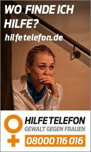 Hilfetelefon Gewalt gegen Frauen Bild