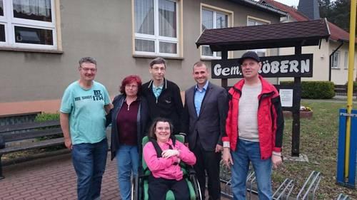 Beauftragte für Belange von Menschen mit Behinderung [(c): Gemeinde Muldestausee]
