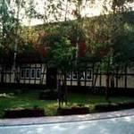 Das Gemeindehaus in Krina