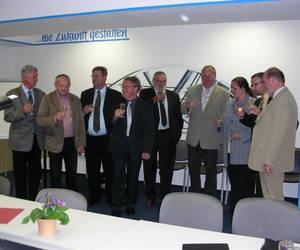Gebietsänderungsvereinbarung wurde am 4. Juni 2009 unterschrieben